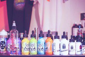 Premium-Liquids in unserem Laden