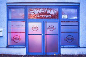 Eingangstür Dampfbar Cottbus - Dein E Zigaretten Shop in Cottbus